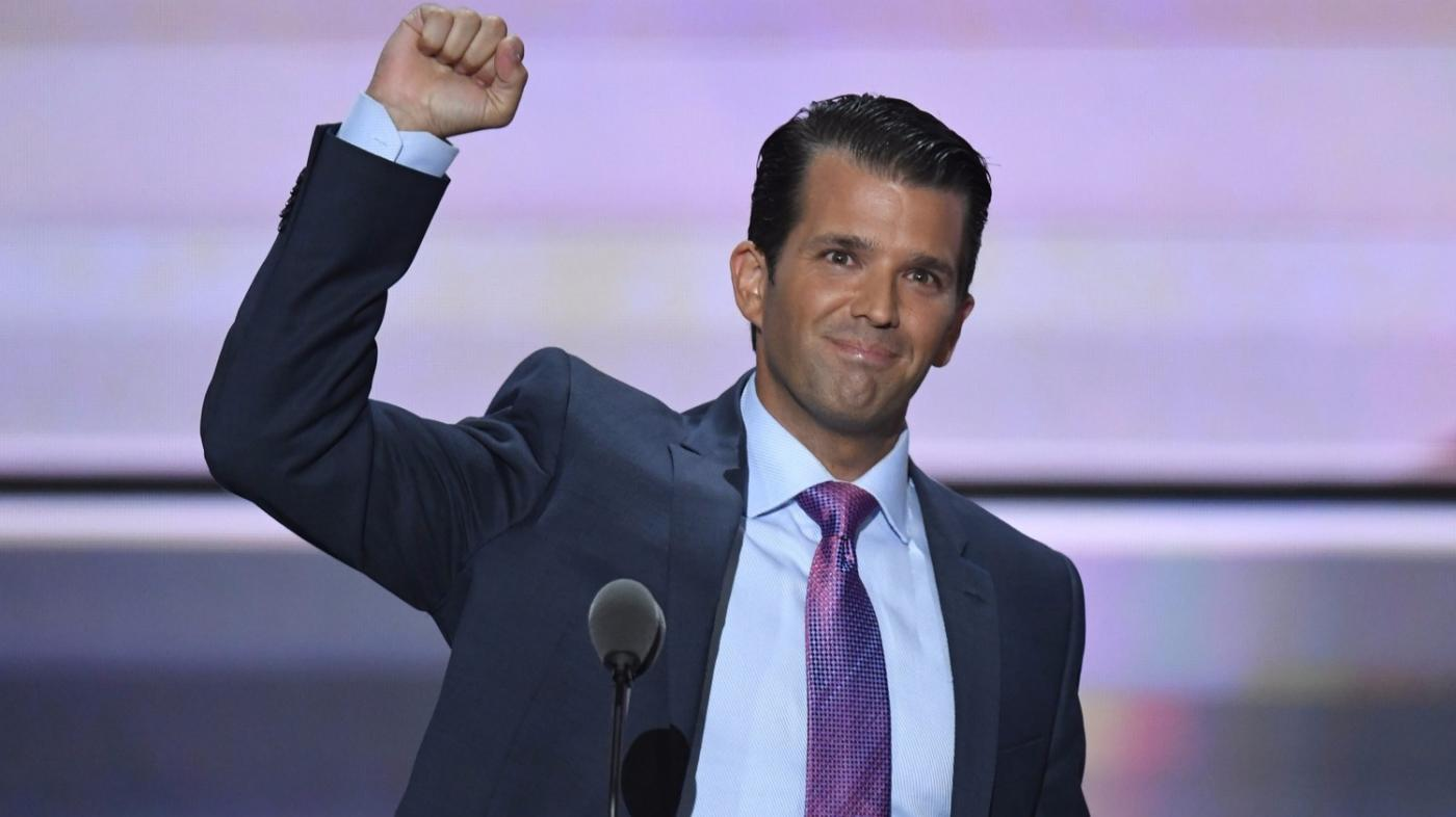 Donald Trump Jr. SMOKES Comey in Viral Tweet