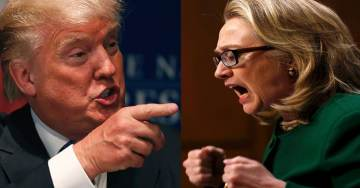 Ouch! President Trump's Approval Holds at 50% – Hillary Clinton's Approval Sinks to 27%
