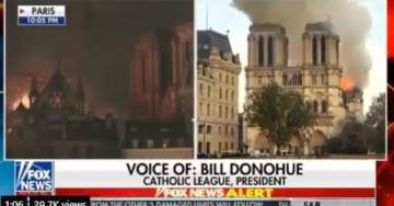 Neil Cavuto Hangs Up on Catholic League President Bill Donohue After He Points Out Recent Attacks on French Churches (VIDEO)