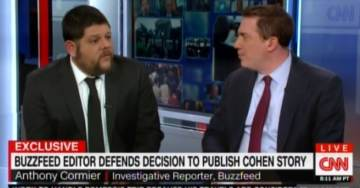 Hah-Hah! Buzzfeed Hack Anthony Cormier STILL Stands By His Junk Russia Story After It was Debunked by Mueller on Friday (VIDEO)