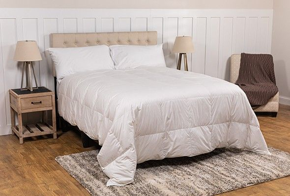 With Winter Coming, Upgrade Your Down Comforters (And Get A 30% Discount)