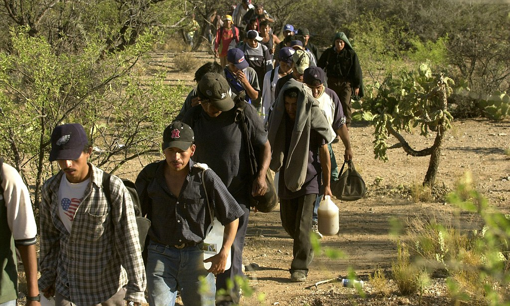 Biden's Latest Report: Lacking Logic, Biden Gang Claims Climate Change Leads to Illegals Crossing the Southern Border Into the US