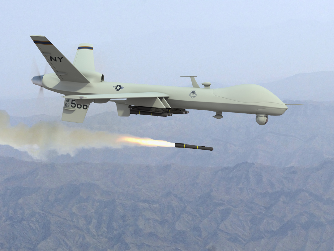 drone missile