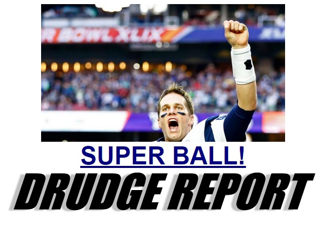 drudge super ball