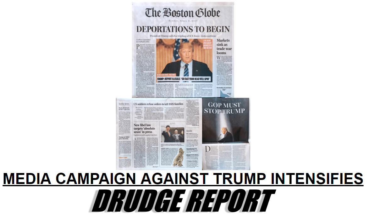 drudge trump boston post