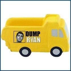 dump ryan stress ball