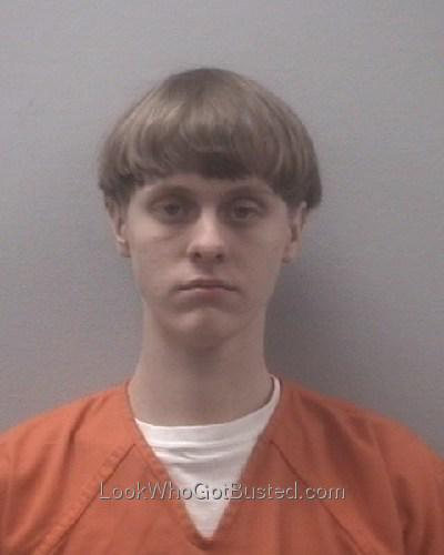 Charleston Church Shooter DYLANN STORM ROOF ARRESTED in ...