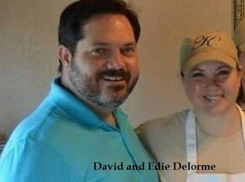 edie and david delorme