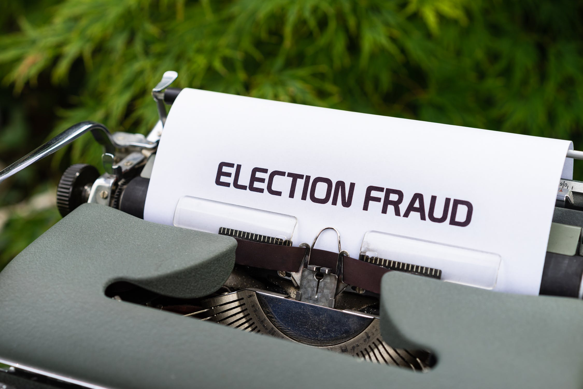 HERE THEY ARE: The Five Most Obvious Acts of Fraud in the 2020 Election that You Are No Longer Allowed to Discuss