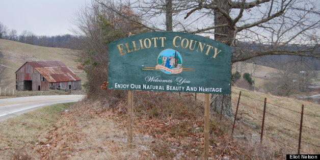 elliott-county-sign