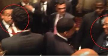 """Busted: DNC Deputy Chair Says His Mtg. with Farrakhan and Iranian President Was """"Not a Private Dinner"""" – He Lied"""