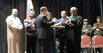 Accused Woman Beater and Farrakhan Supporter Keith Ellison Sworn In as Minnesota Attorney General #MeToo