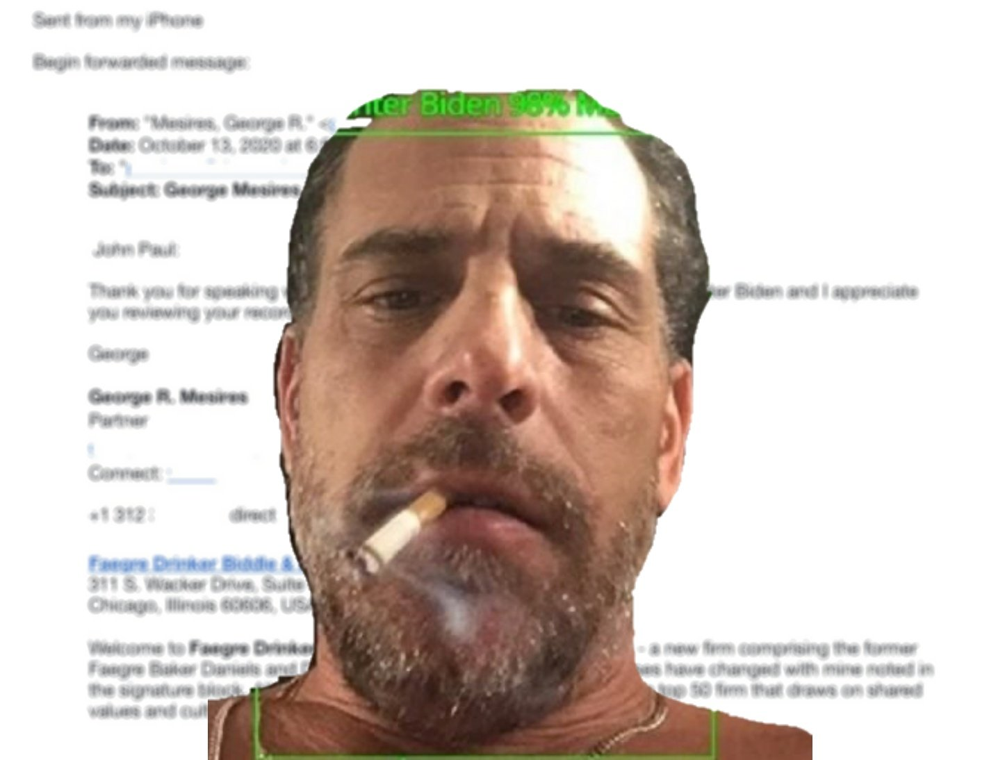 Crackhead Hunter Biden Is Reportedly Advising Joe Biden on China -- The Same Guy Who Got the Billion Dollar Infusion From the Chi-Coms