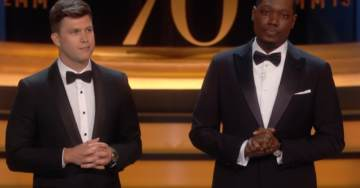 Liberal Emmy's Host Trashes Christians: The Only White People That Thank Jesus Are Republicans and Ex-Crackheads (VIDEO)