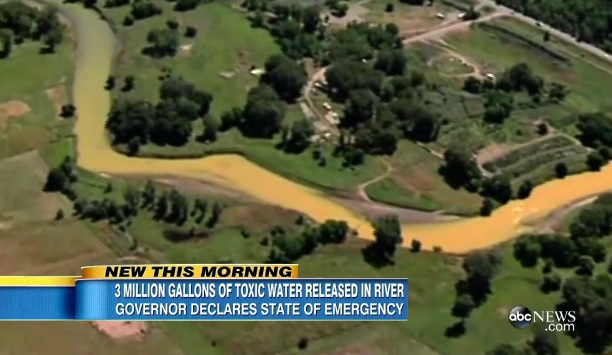 EPA Withholds Documents on Gold King Mine Disaster=> Ignores Congressional Subpoena