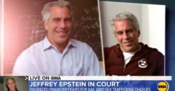Attorney Says Jeffrey Epstein Willing to Put Up $100 Million in Bail Money, Judge Delays Decision (VIDEO)
