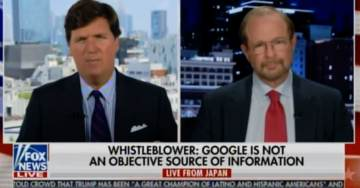 Research Psychologist Epstein: Google, Tech Giants Have Ability to Manipulate and Flip 15 Million Votes in 2020 (VIDEO)