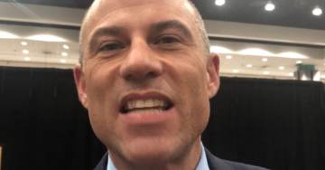 Creepy Porn Lawyer Avenatti Hit With $4.85 Million Judgement For Unpaid Debt From Former Law Partner – Gets Evicted From CA Office