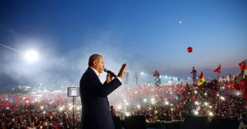 """Erdoğan to fellow Turks living in Europe: ''You are the Future of Europe…Have Not Just Three but Five Children"""""""