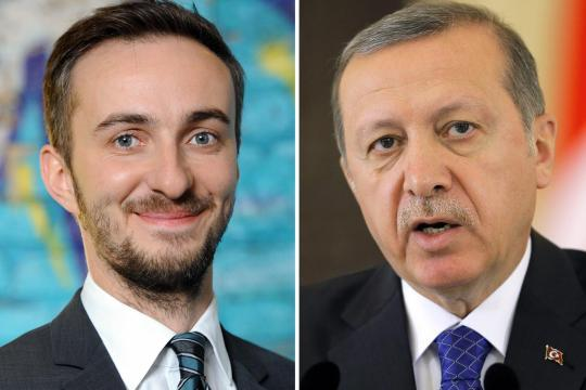 erdogan bohmermann