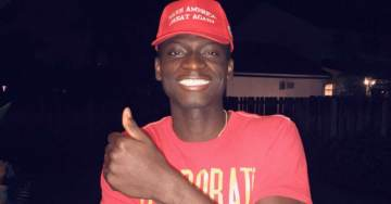 TGP VIDEO: Cheesecake Factory Staff Harassed This Black Man For Wearing A MAGA Hat
