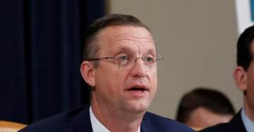 "WATCH: Republican Rep. Doug Collins SLAMS Democrats For Being A ""Clear And Present Danger"" To America"