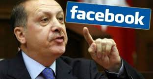 facebook erdogan