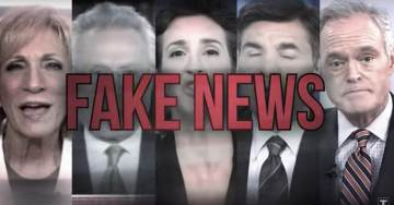 "BOOM! President Trump: America's Greatest Enemy Is Fake Liberal News ""Promulgated by Fools!"""