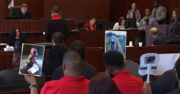 Illegal Alien Decapitates NC Man and Drives Off with His Body – Gets Only 14 Months in Prison — Victim's Family Holds His Photo During Sentencing (VIDEO)