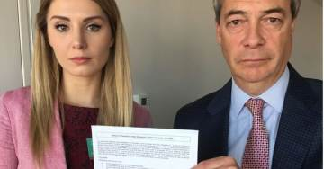 STUNNING! UK Used Anti-Terrorism Laws Used Against IRA Terrorists to Ban Christian Conservative Lauren Southern From Entering Country