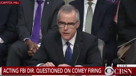 Acting FBI Director Andrew McCabe Faces THREE Separate Federal Inquiries Into His Behavior