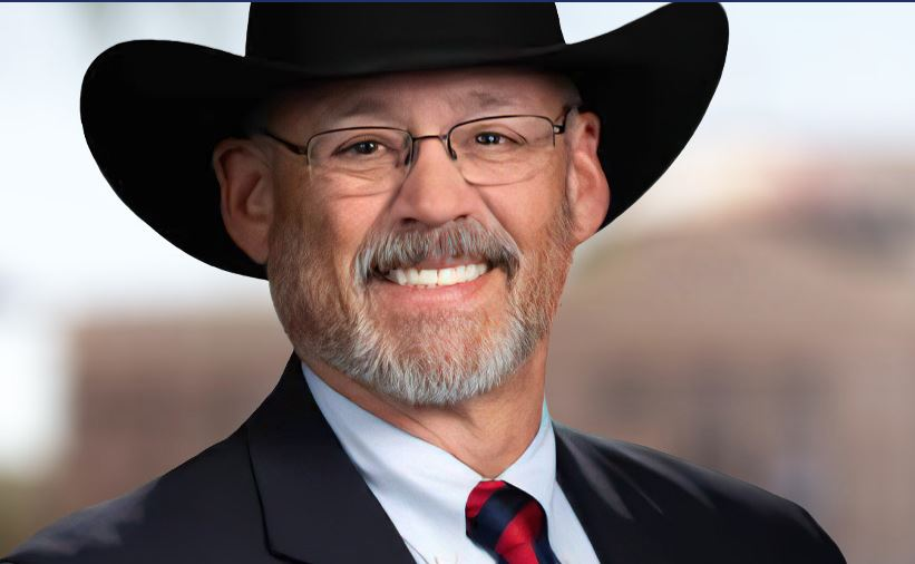 """Good News! Rep. Mark Finchem Launches Campaign for Arizona Secretary of State -- Running on a """"Fraud-Free Elections"""" Platform"""