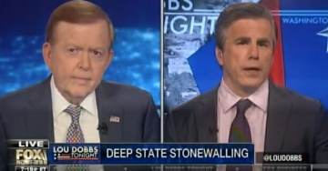 Tom Fitton: Comey, Clapper, Brennan, the Rest of Them Face Civil and Criminal Liability for Spying on Trump (VIDEO)