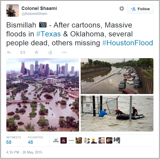 floods isis