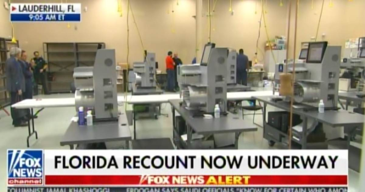 FRAUD EXPERT: Democrat Efforts to Add Votes AFTER Election Day Potentially Grounds for RICO Investigation