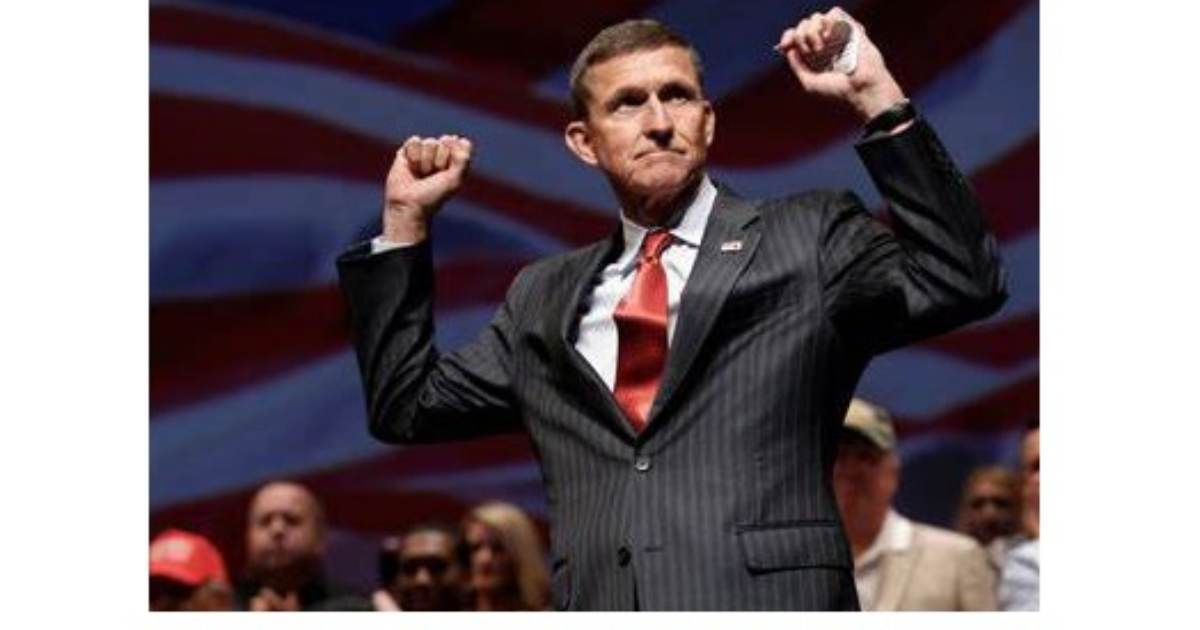 GENERAL FLYNN GETS JUSTICE:  Turkey's Erdogan Provided President Trump Documents on Terrorist General Flynn Wrote About Connected to Obama and the Clinton Foundation!
