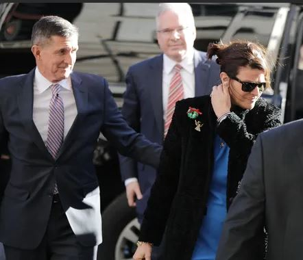 WHOA! Twitter Punishes Wife of General Flynn - Takes Away ALL OF PEOPLE SHE WAS FOLLOWING After She Defends Her Husband in a Tweet ...Updated