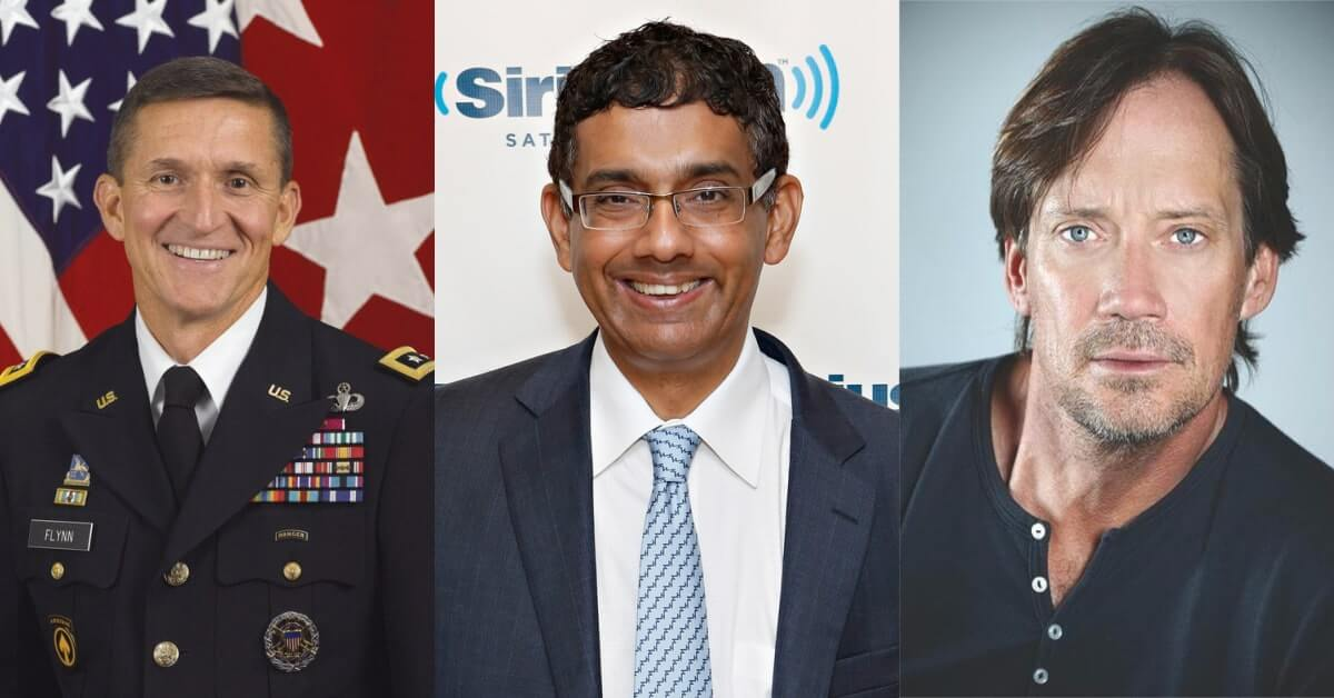 """General Michael Flynn, Dinesh D'Souza, Kevin Sorbo To Headline """"American Revival"""" Event in Miami, FL In October"""