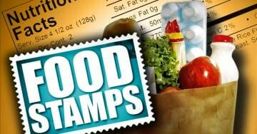 Thank You President Trump! US Households on Food Stamps Drops Below 20 Million