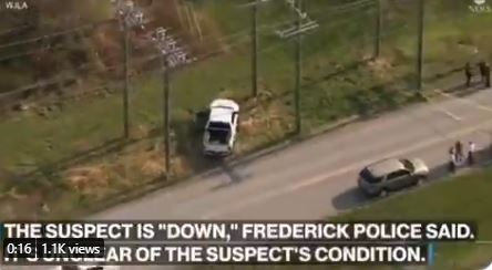 BREAKING: Shooting in Maryland – Two Men Seriously Injured Near Fort Detrick — Navy Hospital Corpsman Shooter is Dead