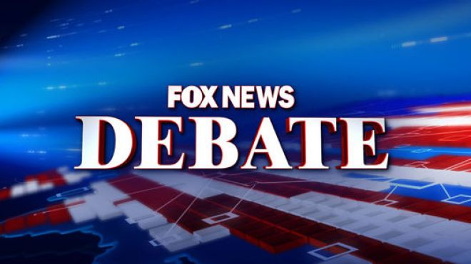 fox news debate