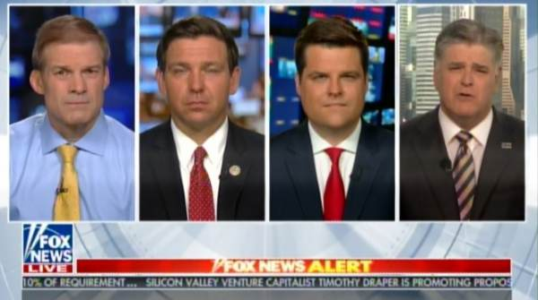 photo image Rep. Matt Gaetz: We Need to Impeach Rod Rosenstein! If We Don't Defend Our Institution Then What Good Is Congress?…