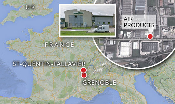 france air products