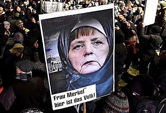 """Singer Morrissey Rages at Angela Merkel for Destroying Europe: """"I Want Germany to be German"""" (Video)"""