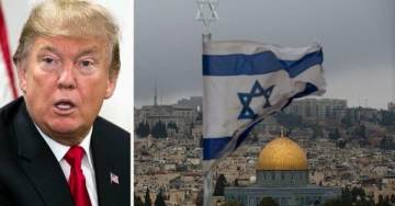 It's Official=> Trump Declares Jerusalem the Capital of Israel (VIDEO)