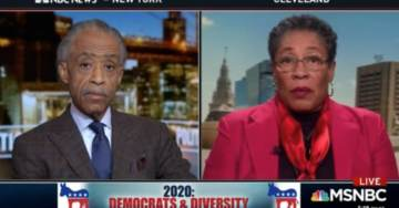 Top Democrat and Former Black Caucus Chair Marcia Fudge Joins Rev. Al and UNLOADS on Mayor Bloomberg and Pete Buttigieg (VIDEO)