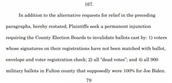 Democrat Operatives in Michigan and Georgia Tampered with Military Ballots Fulton-county-military-ballots-600x290