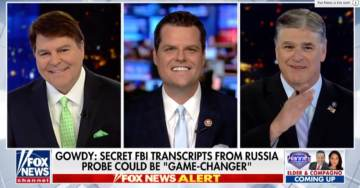 Deep State FBI and DOJ Brass Had Exculpatory Evidence to Absolve Trump Campaign and Withheld It from FISA Court