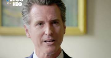 """Feminist Governor Gavin Newsom Tells Axios: """"Hyper-Masculinity"""" Will Push Republicans to """"Third Party"""" Status in 10-15 Years (VIDEO)"""