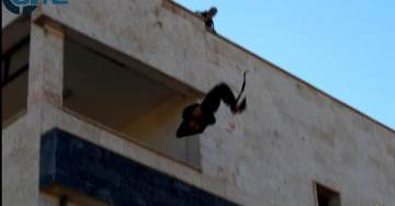 Breaking: ISIS Hurls Homosexual Off Building in al-Raqqa – Then Stone Him Dead